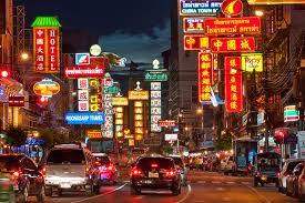 Chinatown Yaowarat - Bangkok
