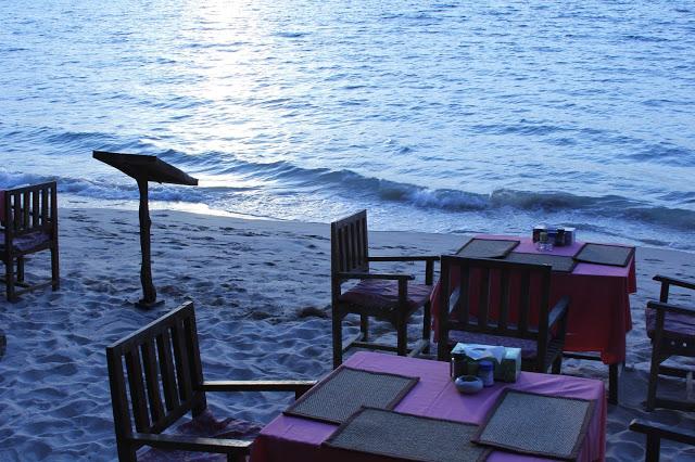 Dinner on Bang Tho Bay Phuket