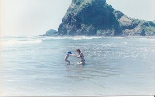 Dream of the beach