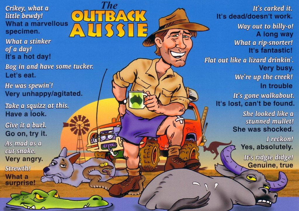 OutbackAussie