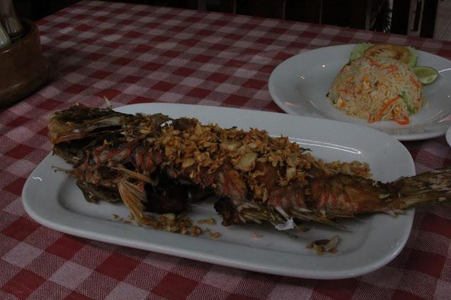 Rawai Beach - Phuket - Cooked Fish