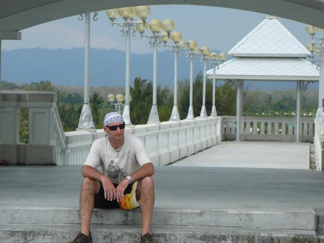 Sarasin Bridge conects Thailand To Phuket