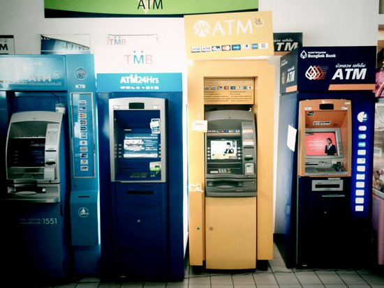 how much is an atm machine