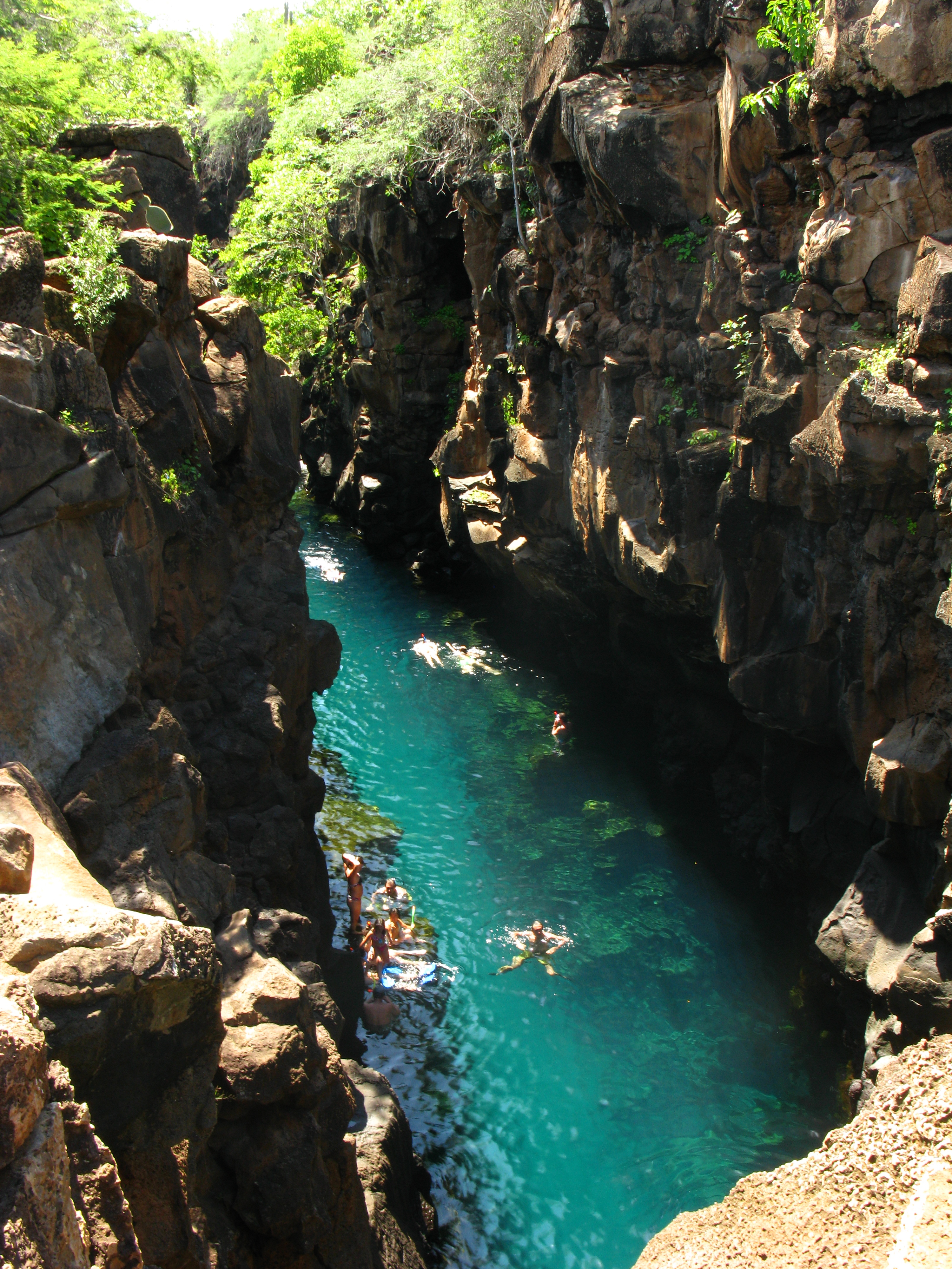 14 Natural Swimming Pools You Must See Globetrotting Couple