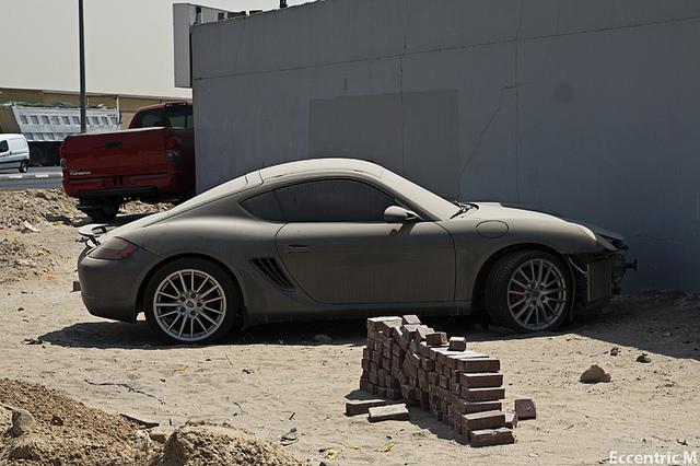Abandoned Luxury Cars from Dubai – Globetrotting Couple